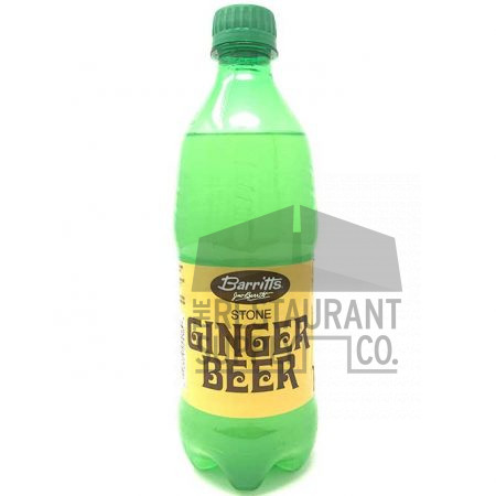 Baritt's Ginger Beer 20oz Soda 24ct