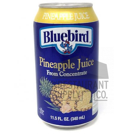 Bluebird Pineapple Juice 11.5oz 24ct