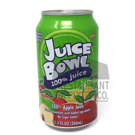 Juice Bowl Apple 11.5oz 24ct