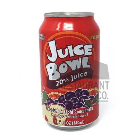 Juice Bowl Fruit Punch 11.5oz 24ct