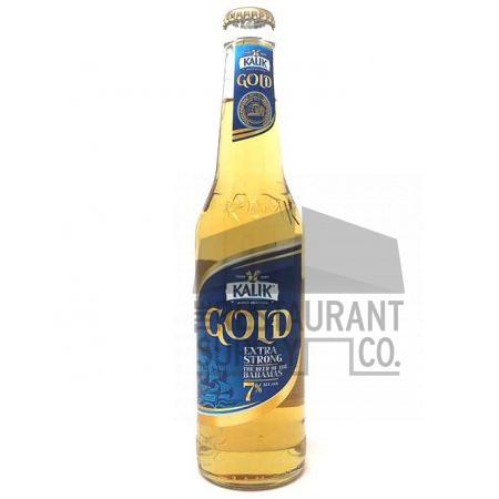 Kalik Gold Bottles
