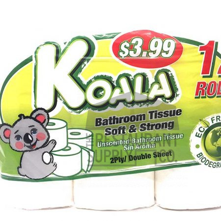 Koala Toilet Tissue 12 Rolls 4ct