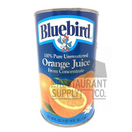 Bluebird Orange Juice 46oz