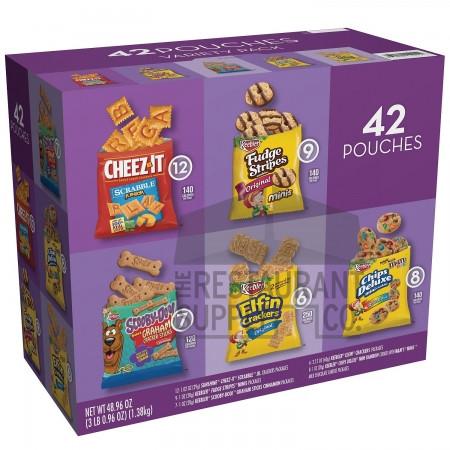 Keebler Cookie & Cracker Variety 42ct