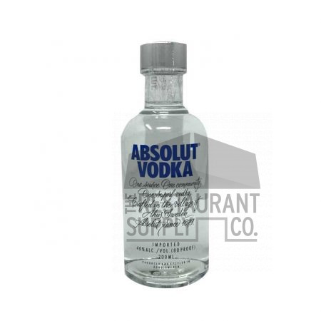 absolt vodka 200ml