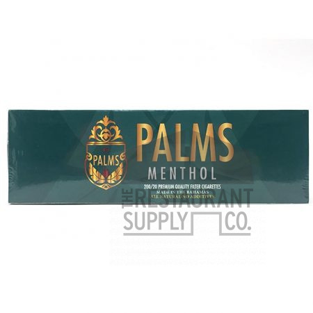 Palms Menthol Carton