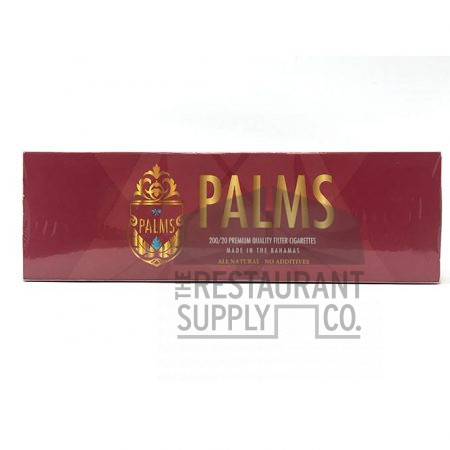 Palms Red Carton