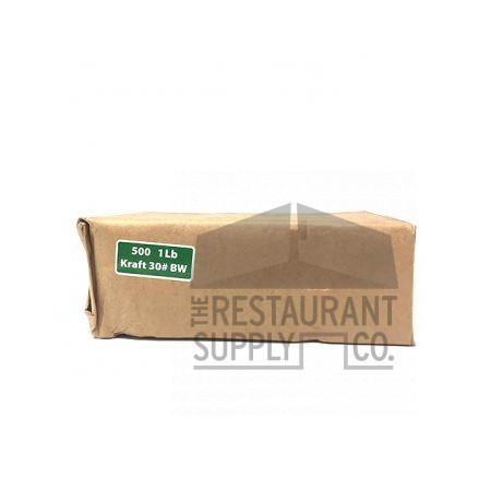 1lb Brown Bags 500ct