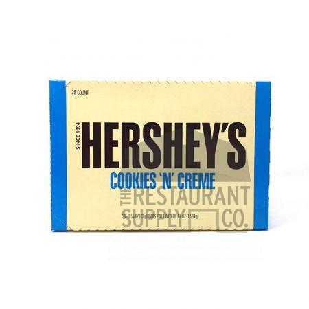Hershey's Cookies & Cream 36ct