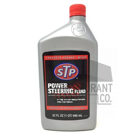 STP Power Steering Fluid 32oz