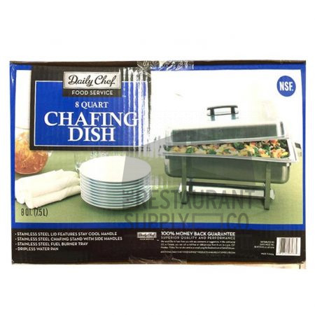 Daily Chef Chafing Dish