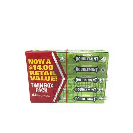 doublemint gum 40pk