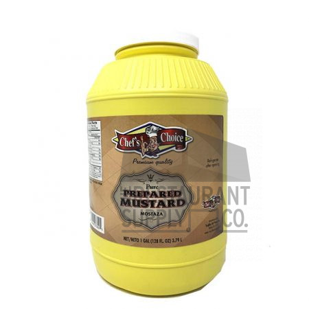 Chef's Choice Mustard 1 gal