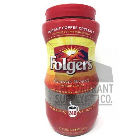Folgers Instant Coffee 16oz
