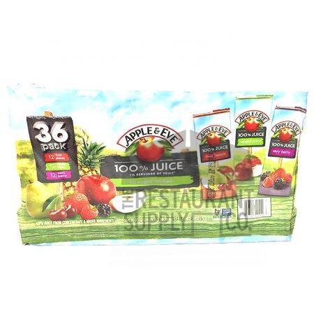 Apple & Eve Juice 36ct