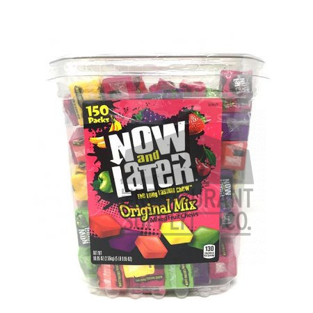 Now & Later 150ct