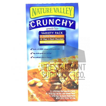 Nature Valley Crunchy Variety Bars
