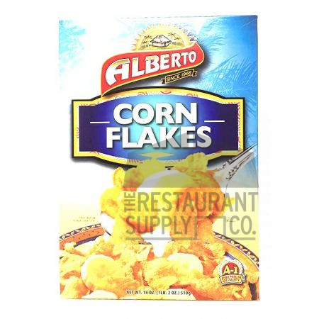 Alberto Corn Flakes 18oz