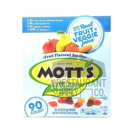 Mott's fruit snacks 90ct