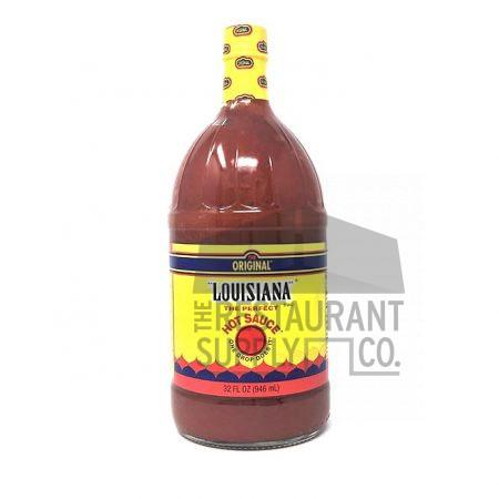 Louisiana Hot Sauce 32oz
