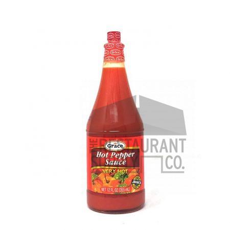 Grace Hot Sauce 12oz