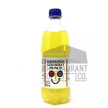 Goombay Punch Bottle