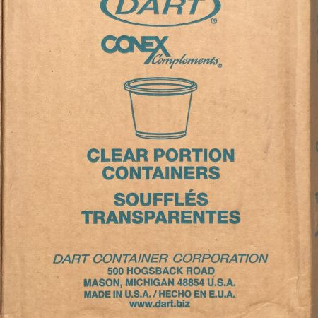 Dart 1oz Portion Cups 125ct