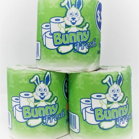 Bunny Toilet Tissue