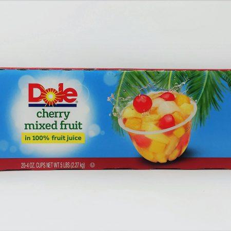 Dole Cherry Mixed Fruit 20ct