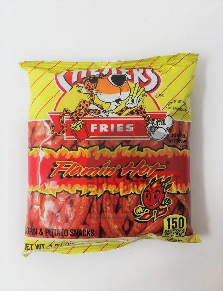 Cheetos Hot Fries