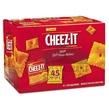Cheez-it reg 45ct