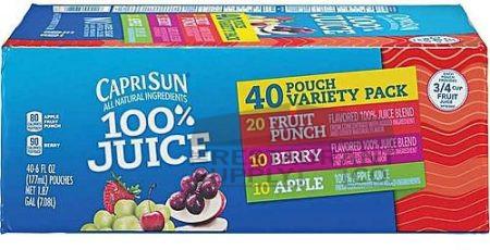 Capri Sun 100% Juice