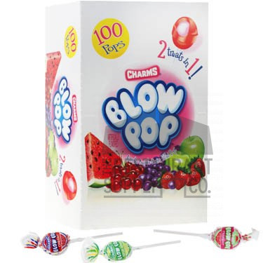Charms Blow Pops 100ct