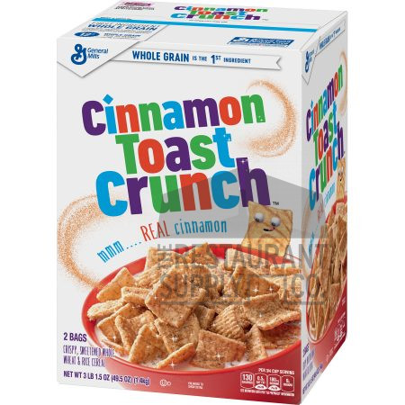 Cinnamon Toast Crunch 49oz