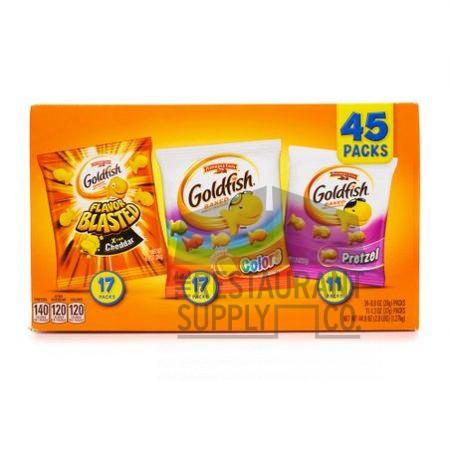 Goldfish Variety 45ct