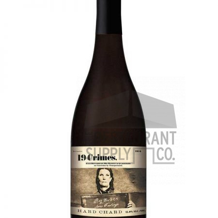 19 Crimes Hard Chard 750ml