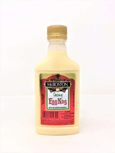 Mr. Boston Egg Nog 200ml