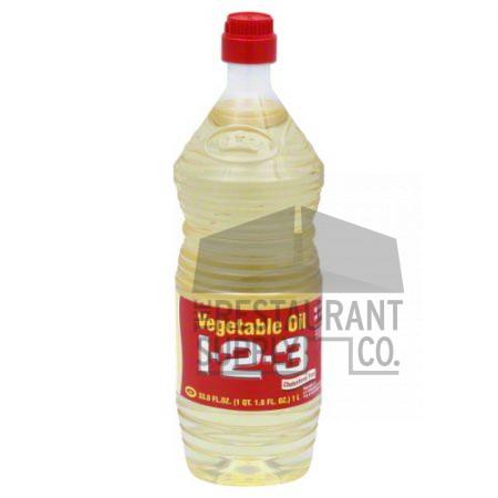 1-2-3 oil 33.8oz