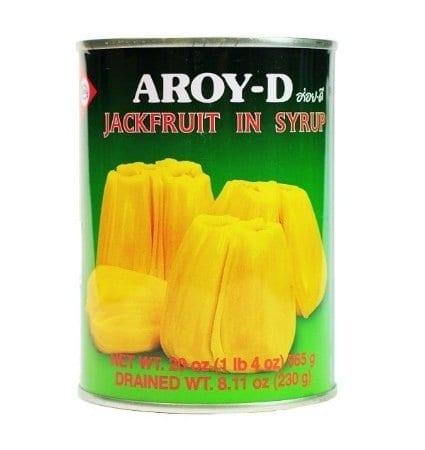 Aroy-D jack fruit in syrup 20oz