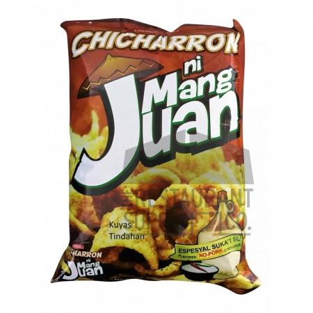 Jack & Jill Mang Juan Chicharron Suka't Sili 3.17oz