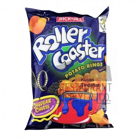 Jack & Jill Roller Coaster Chips 3oz