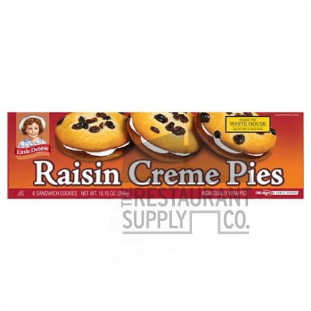 Little Debbie Raisin Cream Pies