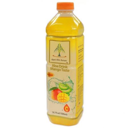 Aqua Aloe Mango Aloe Drink 1.5L
