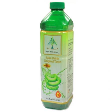 Aqua Aloe Original Aloe Drink 1.5L