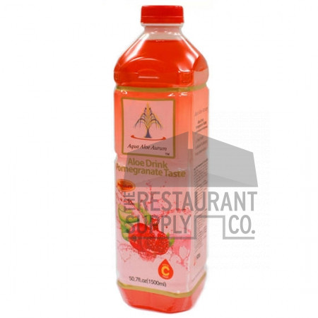Aqua Aloe Pomegranate Aloe Drink 1.5L