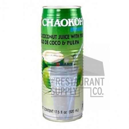 Chaokoh Coconut Juice 17.5oz