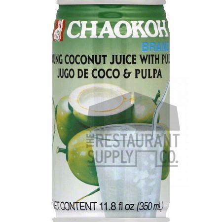 Chaokoh Coconut Juice11.8oz