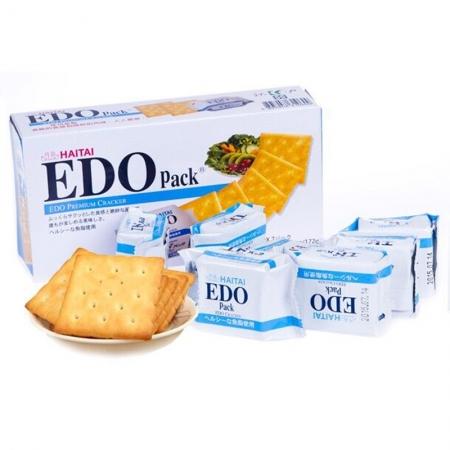 Edo Original Crackers 6.95oz
