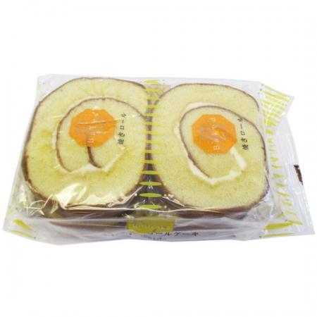 Shoeido Baked Roll Cake 4pcs