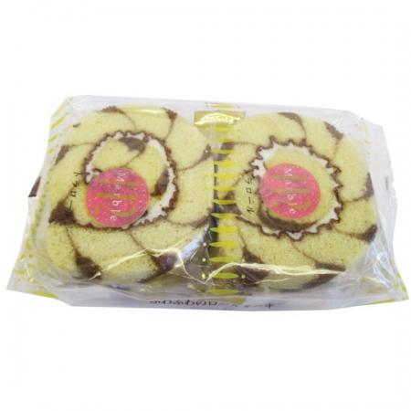 Shoeido Tiger Roll Cake 4pcs
